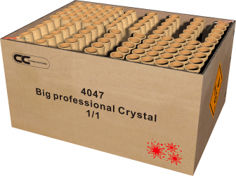 Big professional crystal