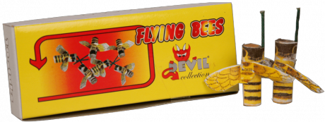 Flying bees