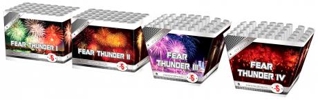 Fear thunder siercake pakket