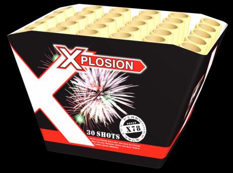 X 78 siercake 30 schots