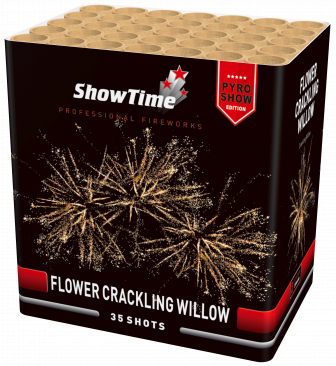 Flower Crackling Willow