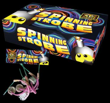 Spinning strobe