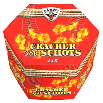 Cracker 360 shots