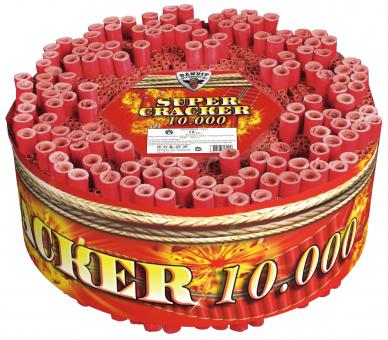 Super cracker 10.000