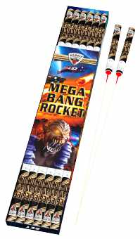 Mega Bang Rocket
