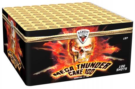 Mega Thunder Cake 100