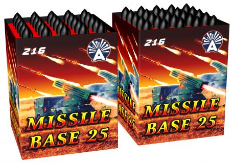 Missile base 25