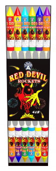 Red Devil Rockets