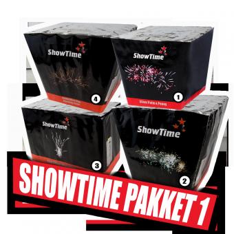 Showtime Pakket 1