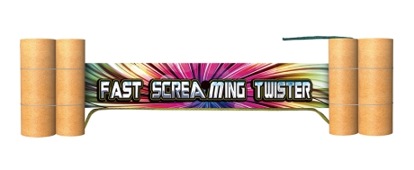 Fast screaming twister